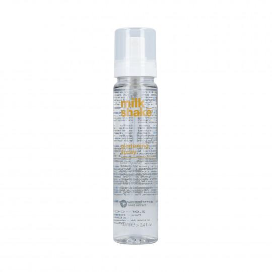 MILK SHAKE NO FRIZZ Spray nabłyszczający do włosów puszących się 100ml