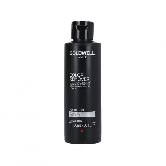 GOLDWELL SYSTEM COLOR REMOVER SKIN Preparat do usuwania śladów farby ze skóry 150ml