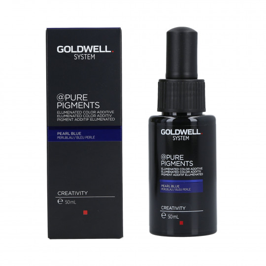 GOLDWELL PURE PIGMENTS Kolorowe pigmenty do farb 50ml