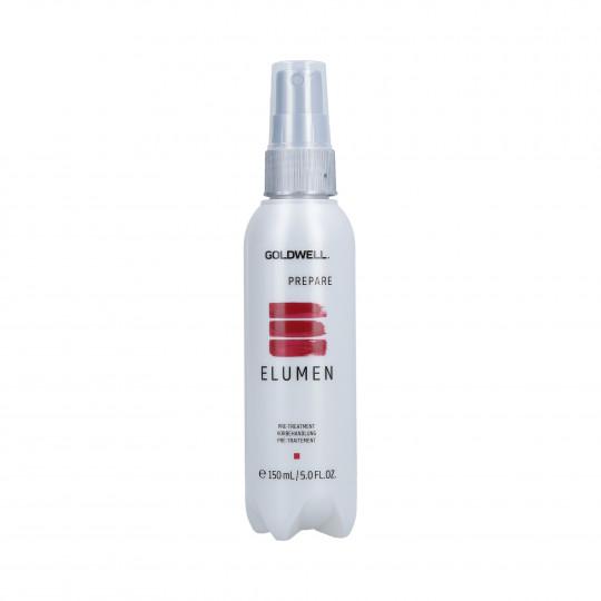 GOLDWELL ELUMEN PREPARE PRE-TREATMENT Preparat do włosów utrawalający kolor 150ml