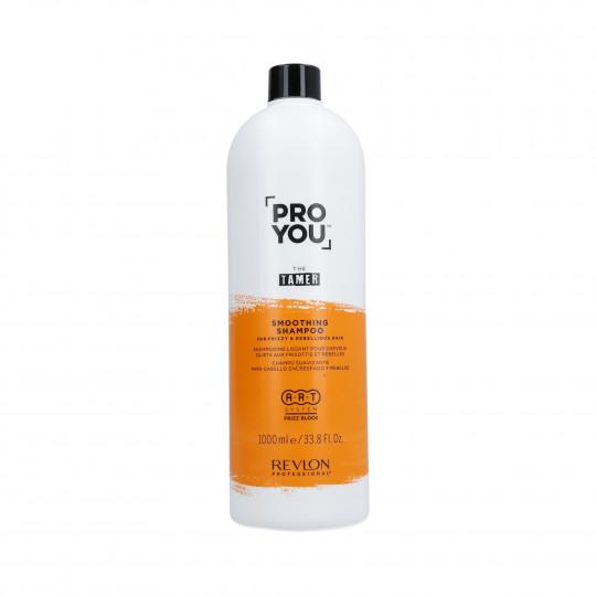 REVLON PROYOU SMOOTHING Szampon wygładzający włosy 1000ml