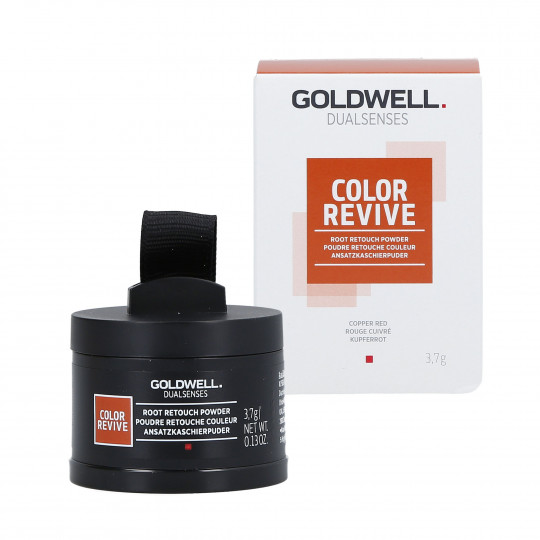 GOLDWELL DUALSENSES COLOR REVIVE Root Touch Up Puder maskujący odrosty 3,7 g