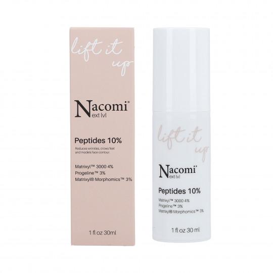 NACOMI NEXT LEVEL LIFT IT UP Peptydy 10% 30ml