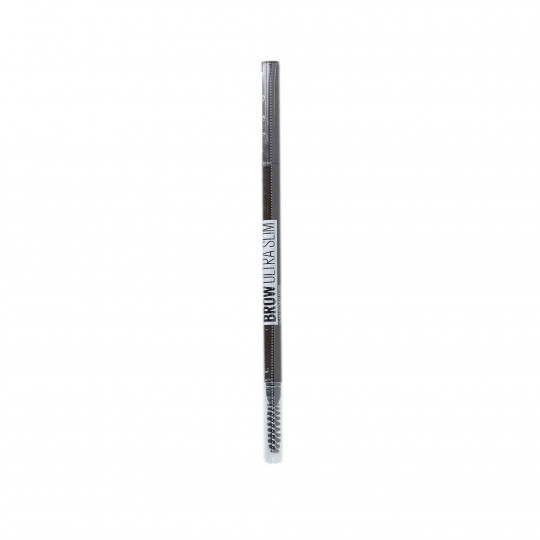 MAYBELLINE BROW ULTRA SLIM Kredka do brwi 06 Black Brown