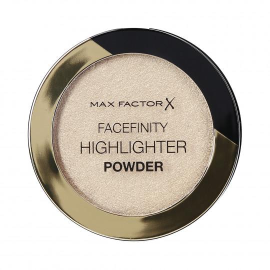 MAX FACTOR FACEFINITY Rozświetlacz do twarzy 02 Golden Hour