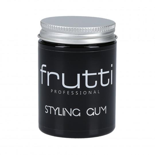 FRUTTI PROFESSIONAL Guma do włosów 100g